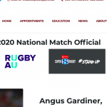 NSW Referees website